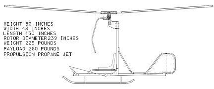 Homebuilt ultralight helicopter plans homemade diy kit project solutioingenieria